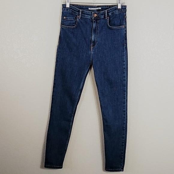 Zara Denim - Zara Trafaluc Denimwear High Rise Jeans sz 10